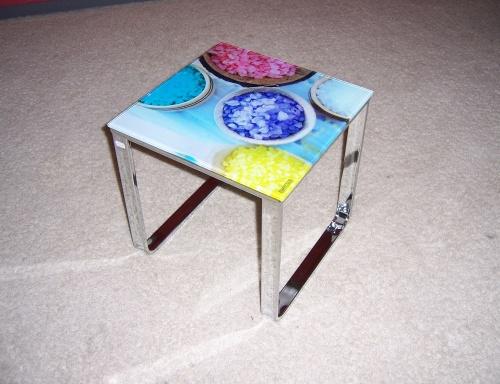 Tisch couchtisch beistelltisch 40x40 cm typ mono 84844 for Couchtisch 40x40